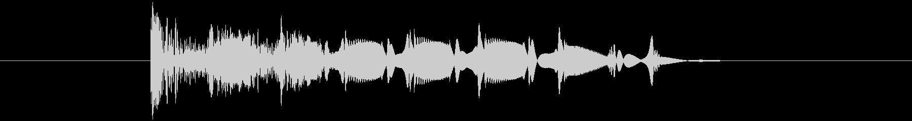科学 フィクション 通知05の未再生の波形