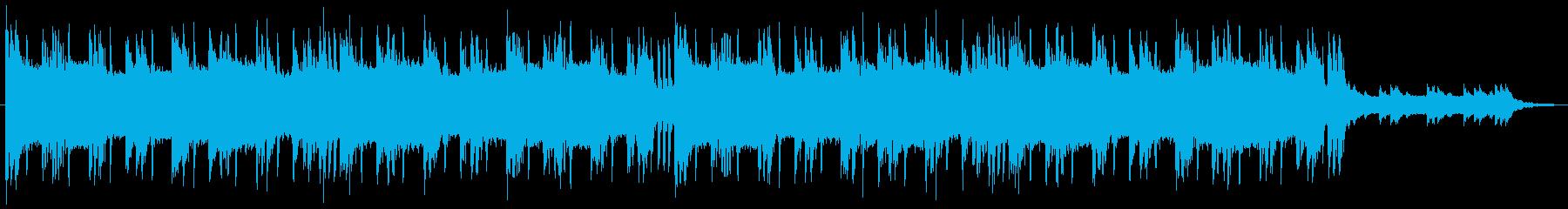 大会エンディングヒップホップ弦無し60秒の再生済みの波形