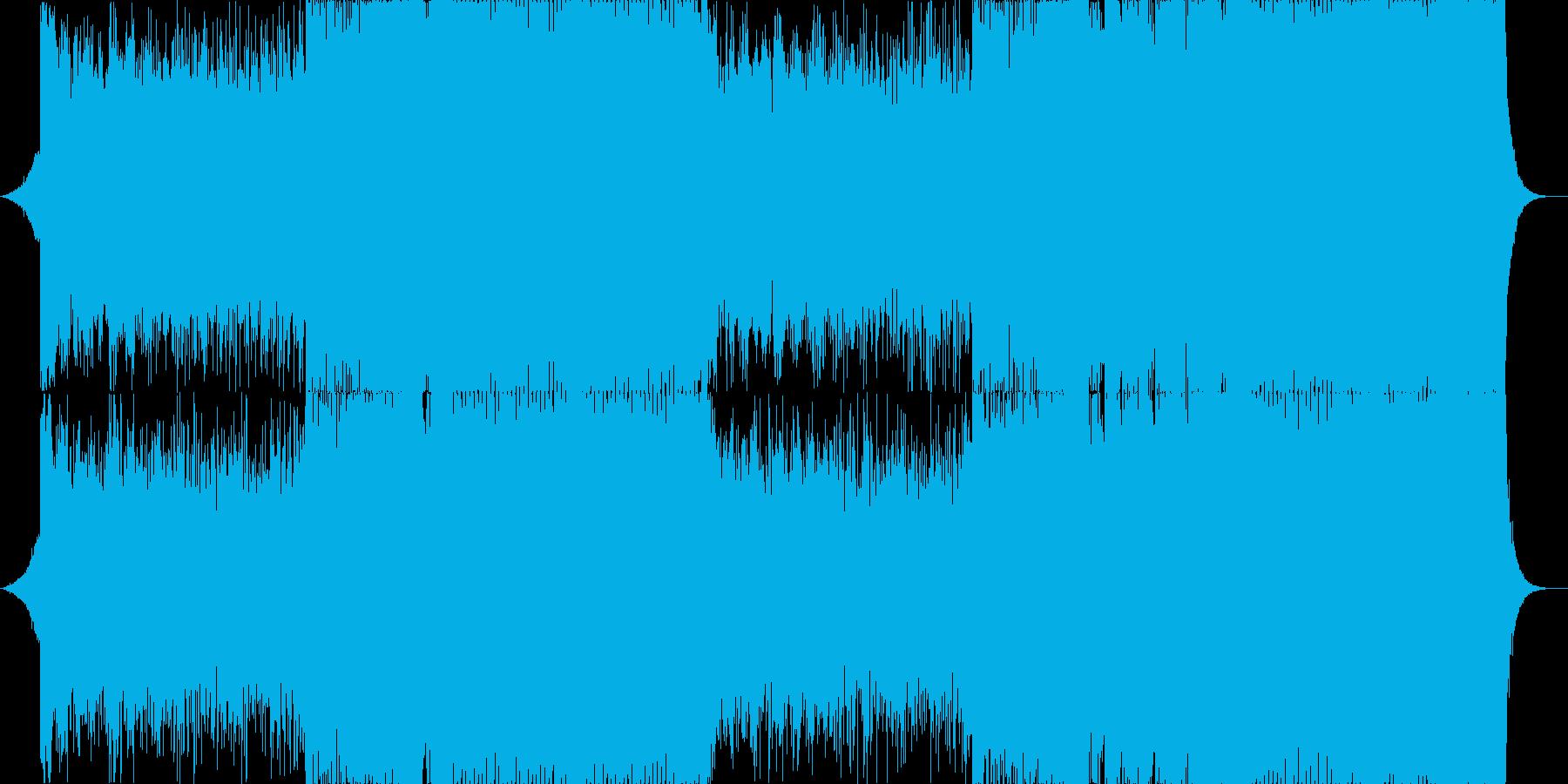 Western music K-Pop Cool house EDM's reproduced waveform