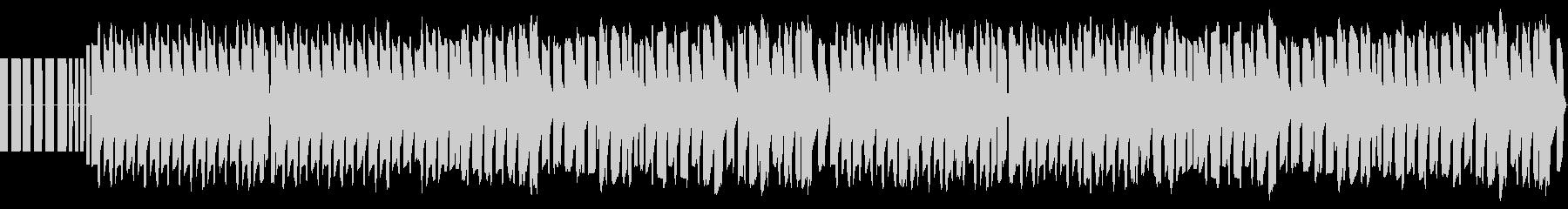 FC風音源による「ジングルベル」ですの未再生の波形