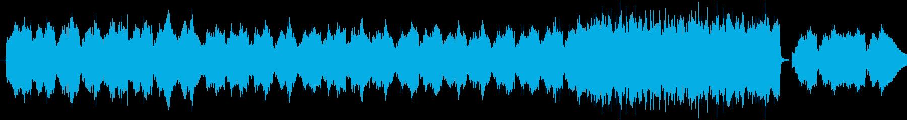 笛とシタールでエスニック風。ループ可能…の再生済みの波形
