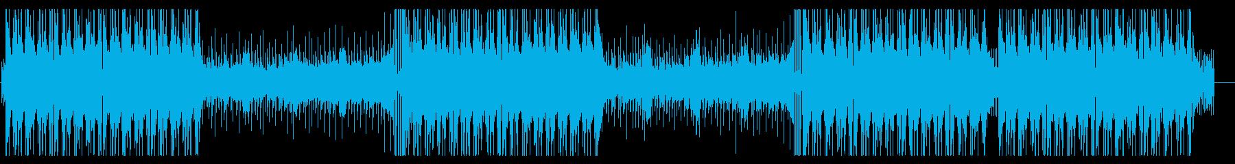 アコギ主体のちょっと大人なポップスの再生済みの波形