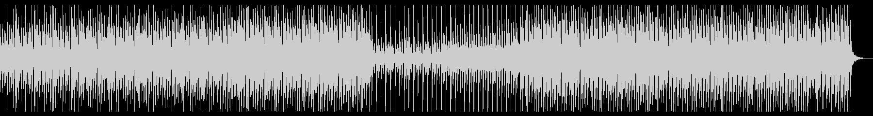 「どんぐりころころ」のクリスマスアレンジの未再生の波形