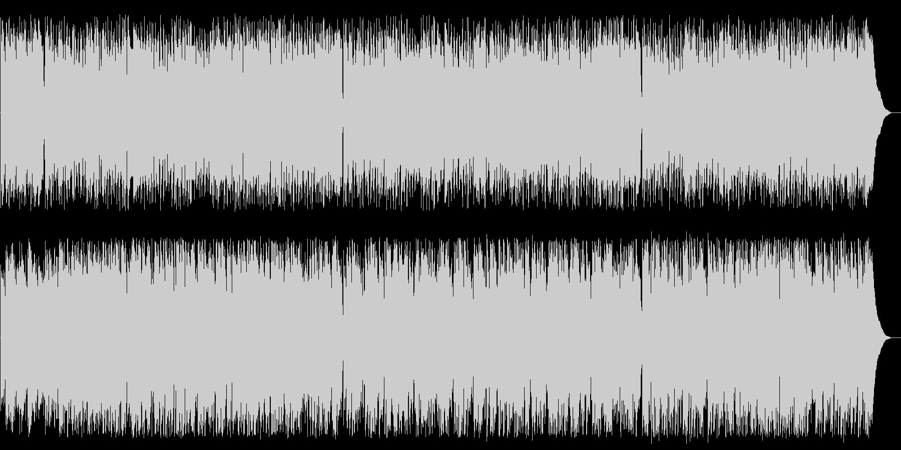 グリーンスリーブス(acoustic)の未再生の波形