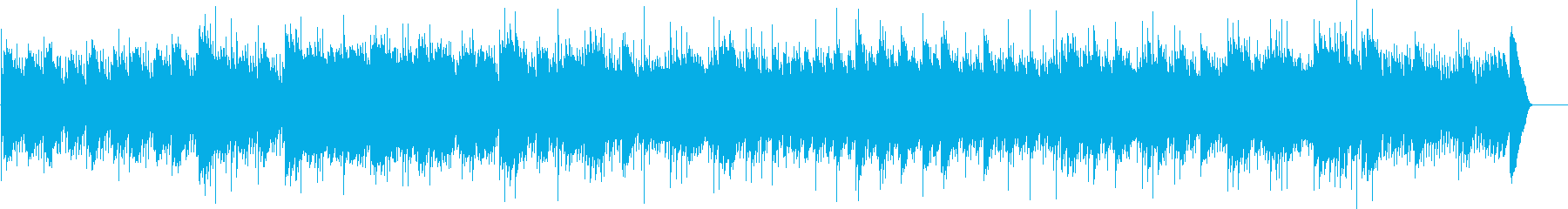 グノーのアヴェマリア(オルゴール)の再生済みの波形