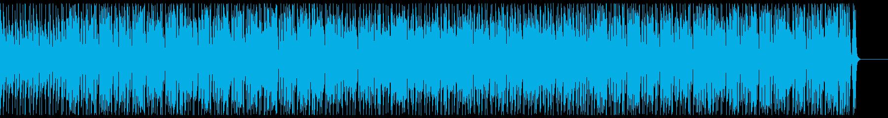 夏/陽気/暑い/ホットな管楽器でラテン曲の再生済みの波形
