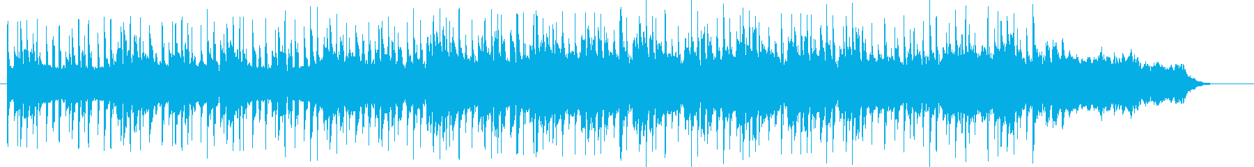 Bright pop music's reproduced waveform