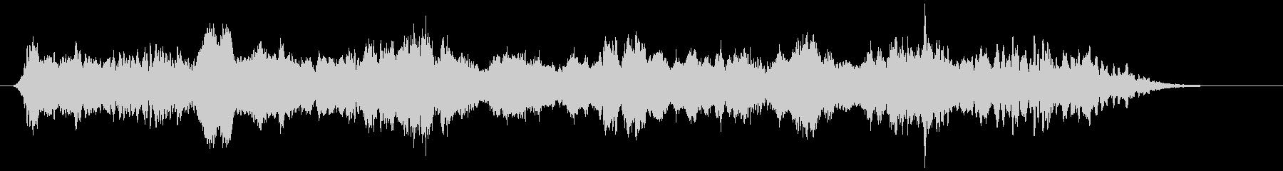 ホラー・サスペンス系軋み効果音2の未再生の波形