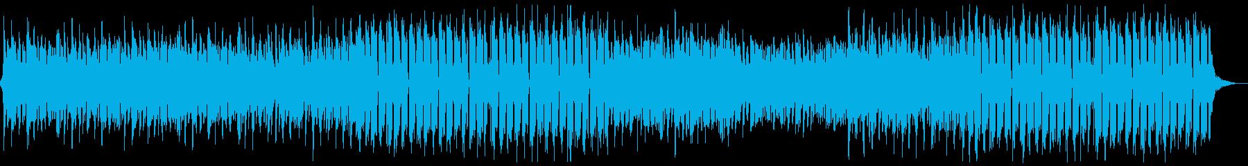 耳に残るフューチャーベースの再生済みの波形