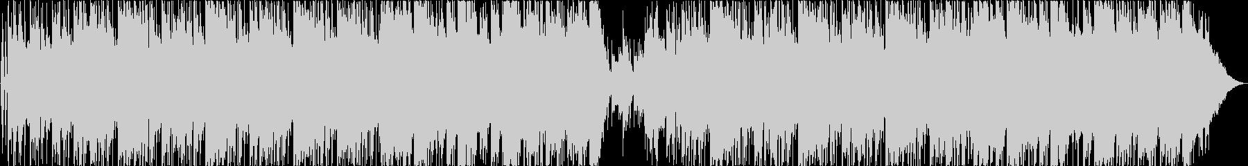 チル系HIPHOP/まったりステイホームの未再生の波形