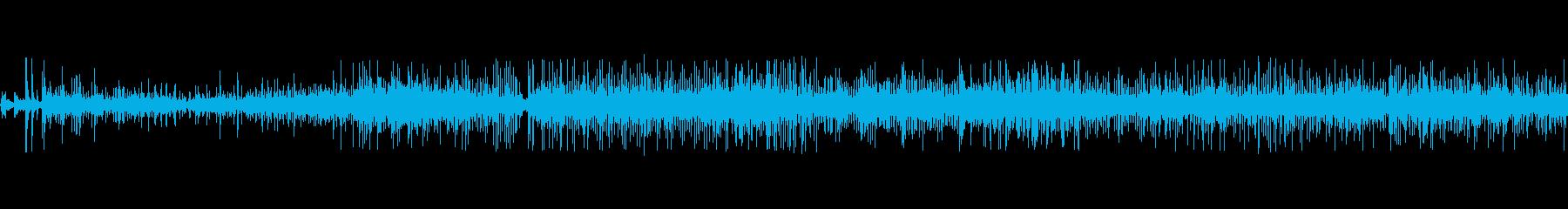 機械火花静的溶接機beaの再生済みの波形