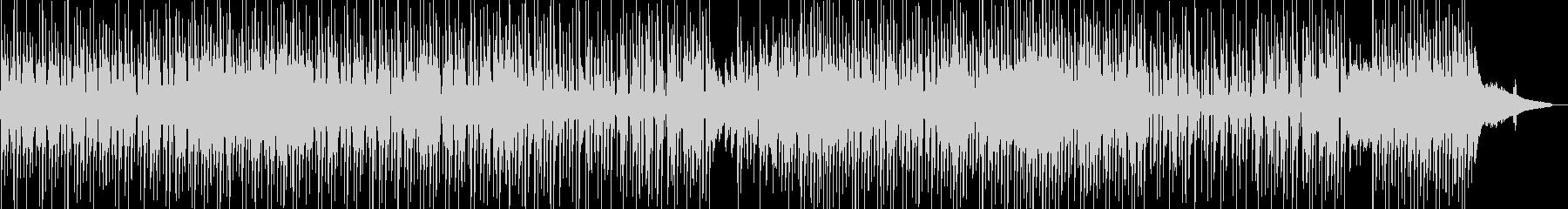 ウクレレ・ほのぼの映像や作品に 短尺の未再生の波形