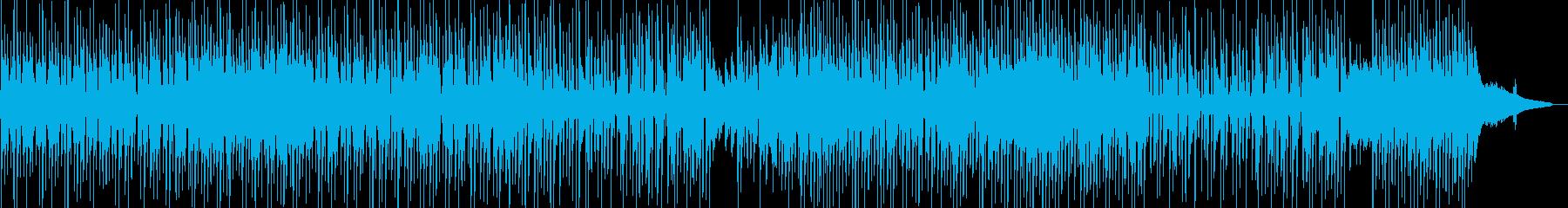 ウクレレ・ほのぼの映像や作品に 短尺の再生済みの波形