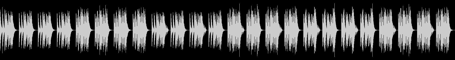 日常・脱力・コミカル・リコーダーの未再生の波形