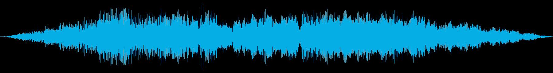 【F1】超ド迫力のF1エンジン効果音9!の再生済みの波形