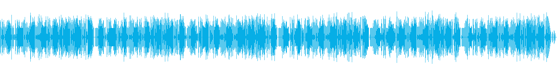 RPG・渓谷BGMの再生済みの波形