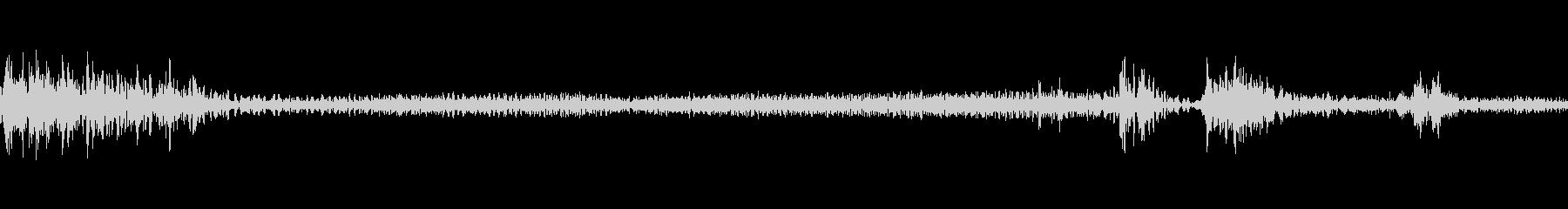 サーボ12の未再生の波形