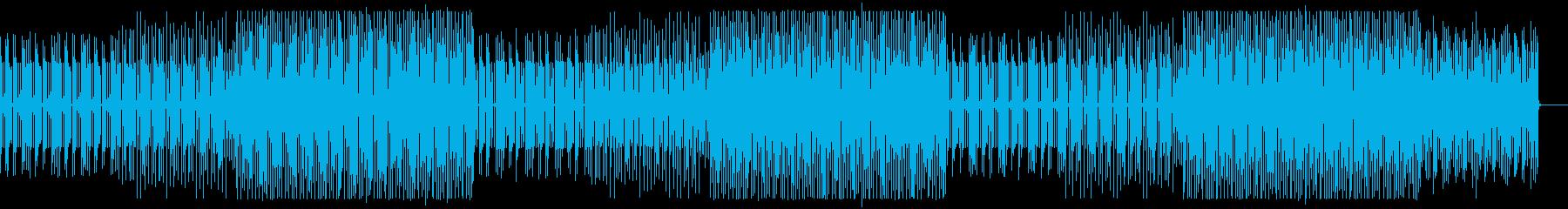 ゾンビのダンス 不気味なエレクトロ 幽霊の再生済みの波形