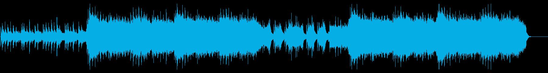 【リズム抜】日本/琴/壮大な和風/美しいの再生済みの波形