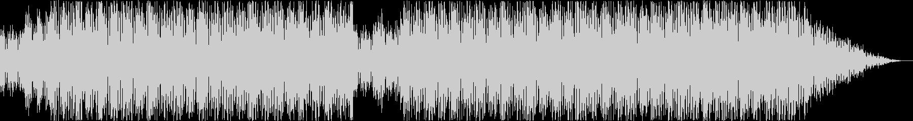 ヒップポップ。サックスソロの未再生の波形