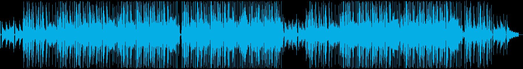 クールでグルーヴィなジャジーヒップホップの再生済みの波形