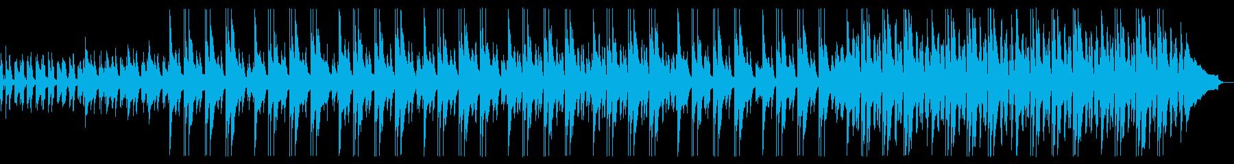 【ドラム抜き】ムービーに最適な爽やかア…の再生済みの波形
