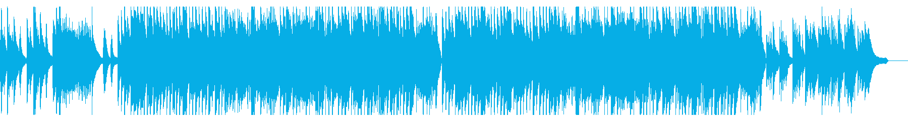 ほのぼの 素朴 ピアノとクラリネットの再生済みの波形