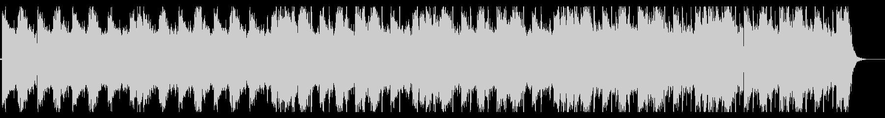 涼しげなHiphop_No383_2の未再生の波形