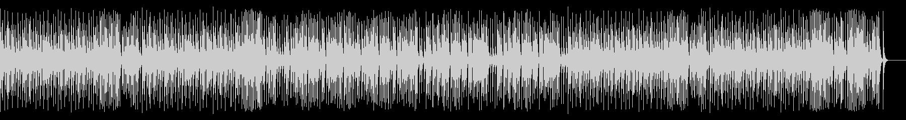 木琴でわくわくハッピーなオールドジャズの未再生の波形