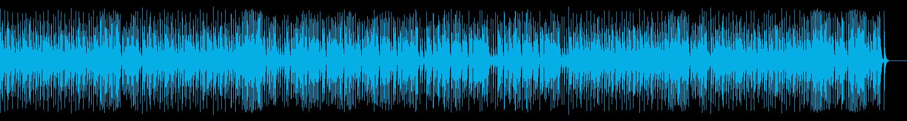 木琴でわくわくハッピーなオールドジャズの再生済みの波形