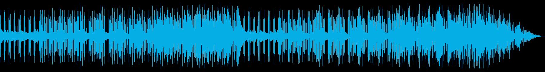 寂しげ/ギター生演奏/R&B_No504の再生済みの波形