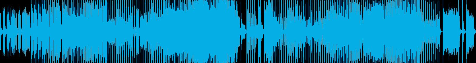 アイネクライネナハトムジーク/ポップの再生済みの波形