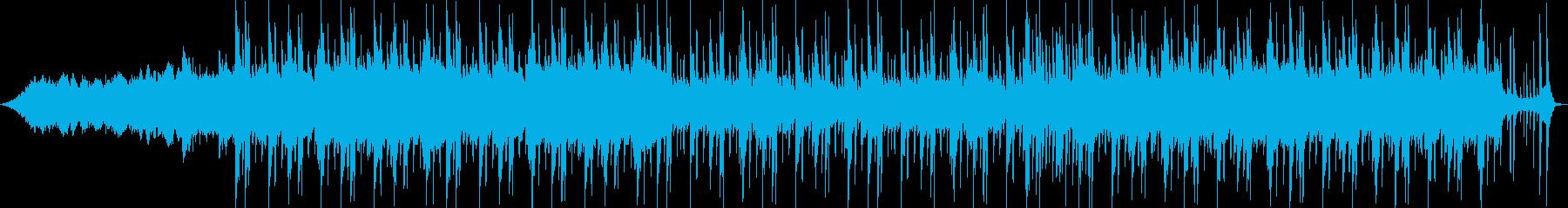 洋楽 お祭り 弦楽器 シンセサイザ...の再生済みの波形