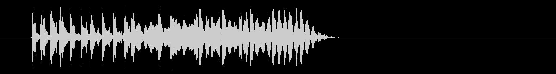 アンティークウッドメカニズム:重い...の未再生の波形