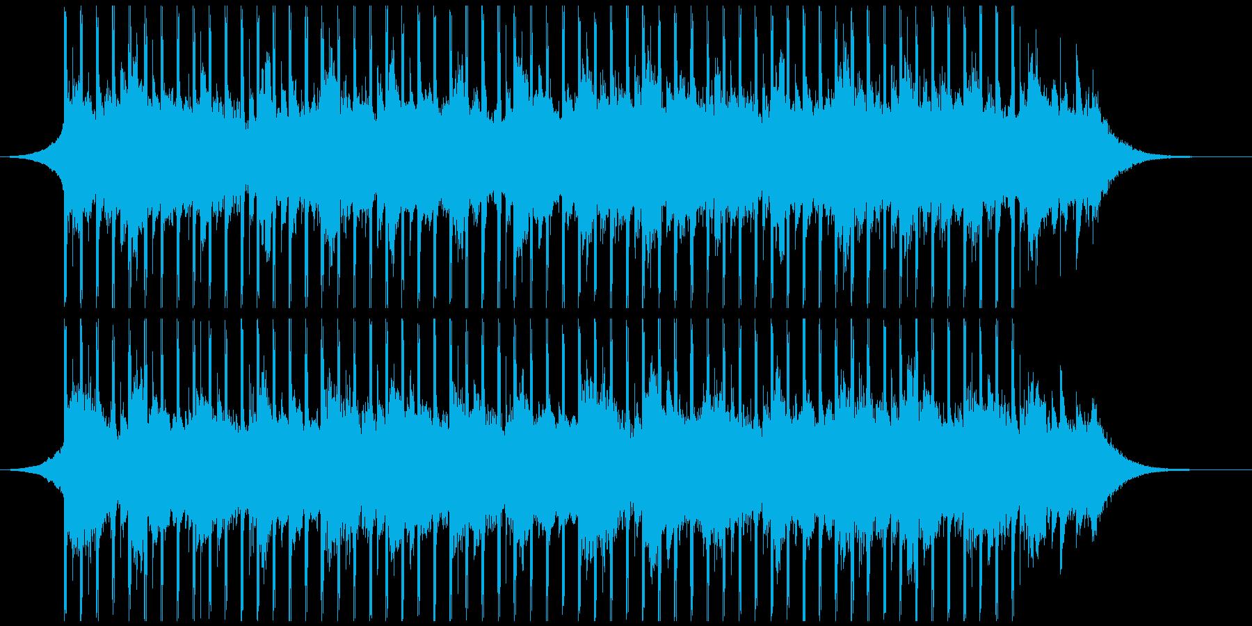 プレゼンテーション(短編2)の再生済みの波形