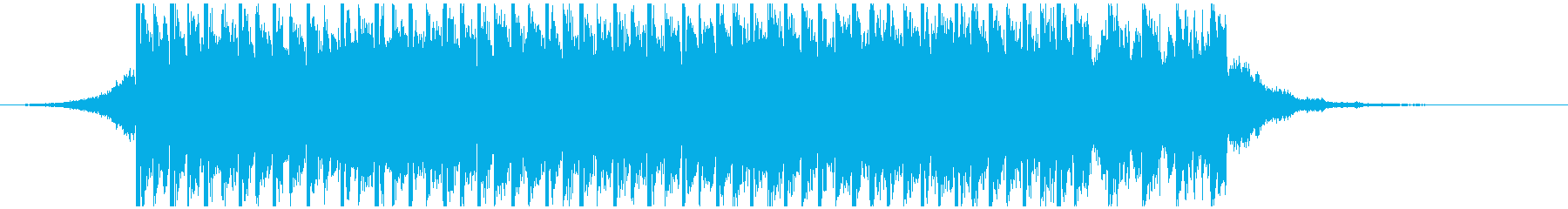 サマーパーティー(20秒)の再生済みの波形