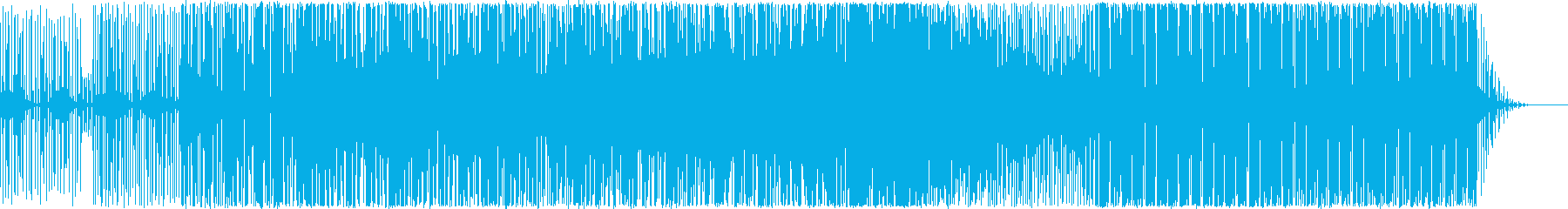 宇宙空間に浮かぶ準惑星Erisをイメージの再生済みの波形