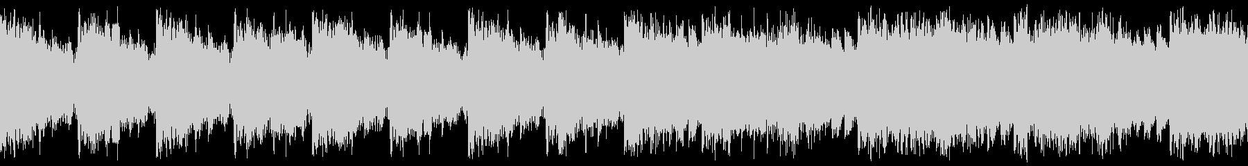 カジノ コールアテンダントBGMマズルカの未再生の波形