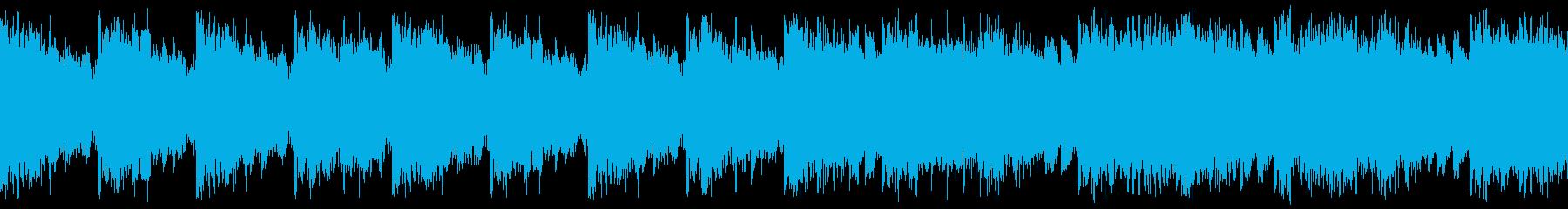 カジノ コールアテンダントBGMマズルカの再生済みの波形