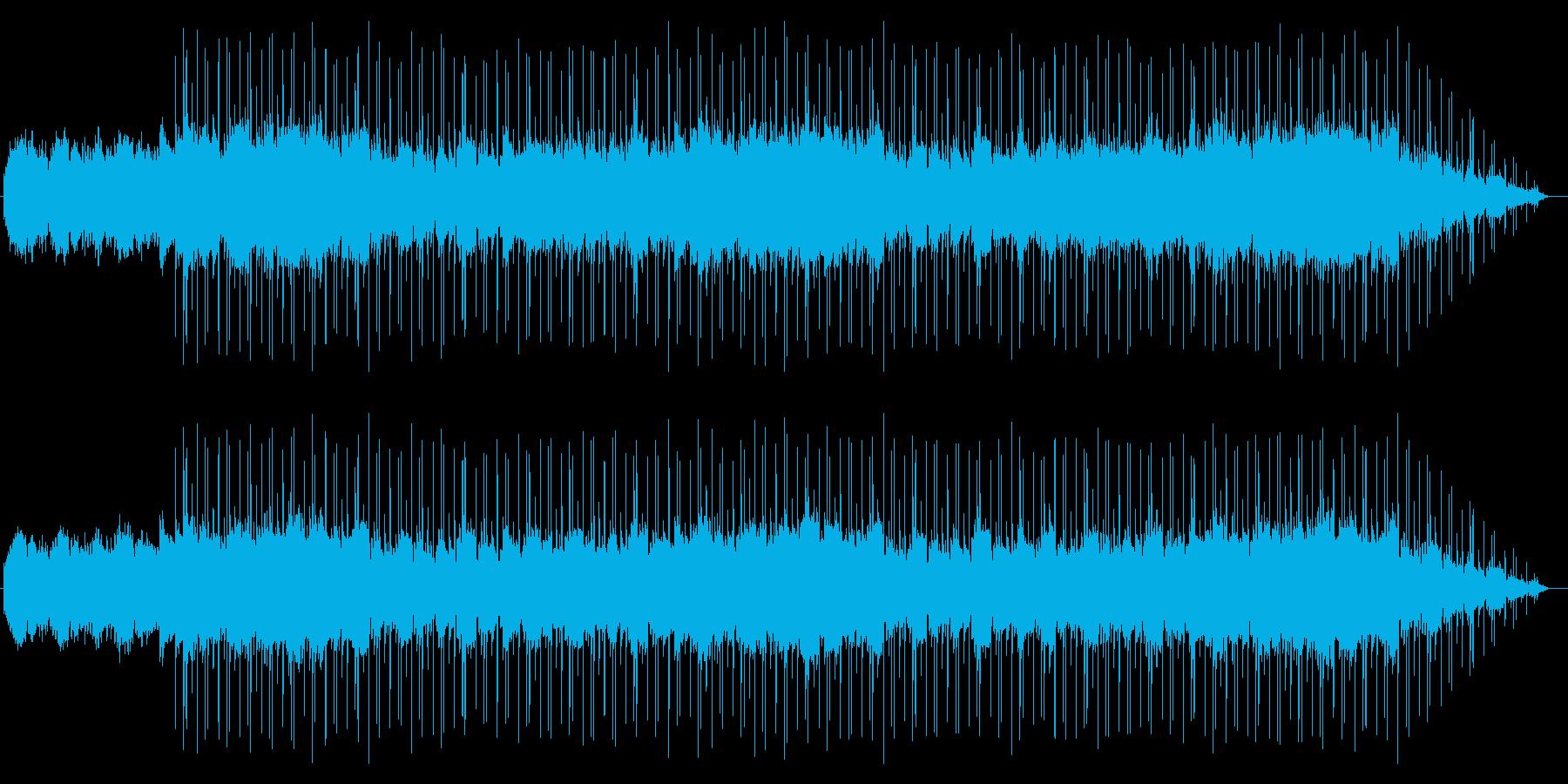 ほのぼのした日常BGM・優しい・温かいの再生済みの波形
