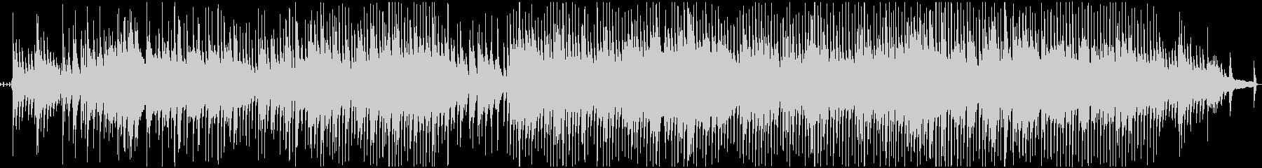 聖なる夜のピアノスロージャズの未再生の波形