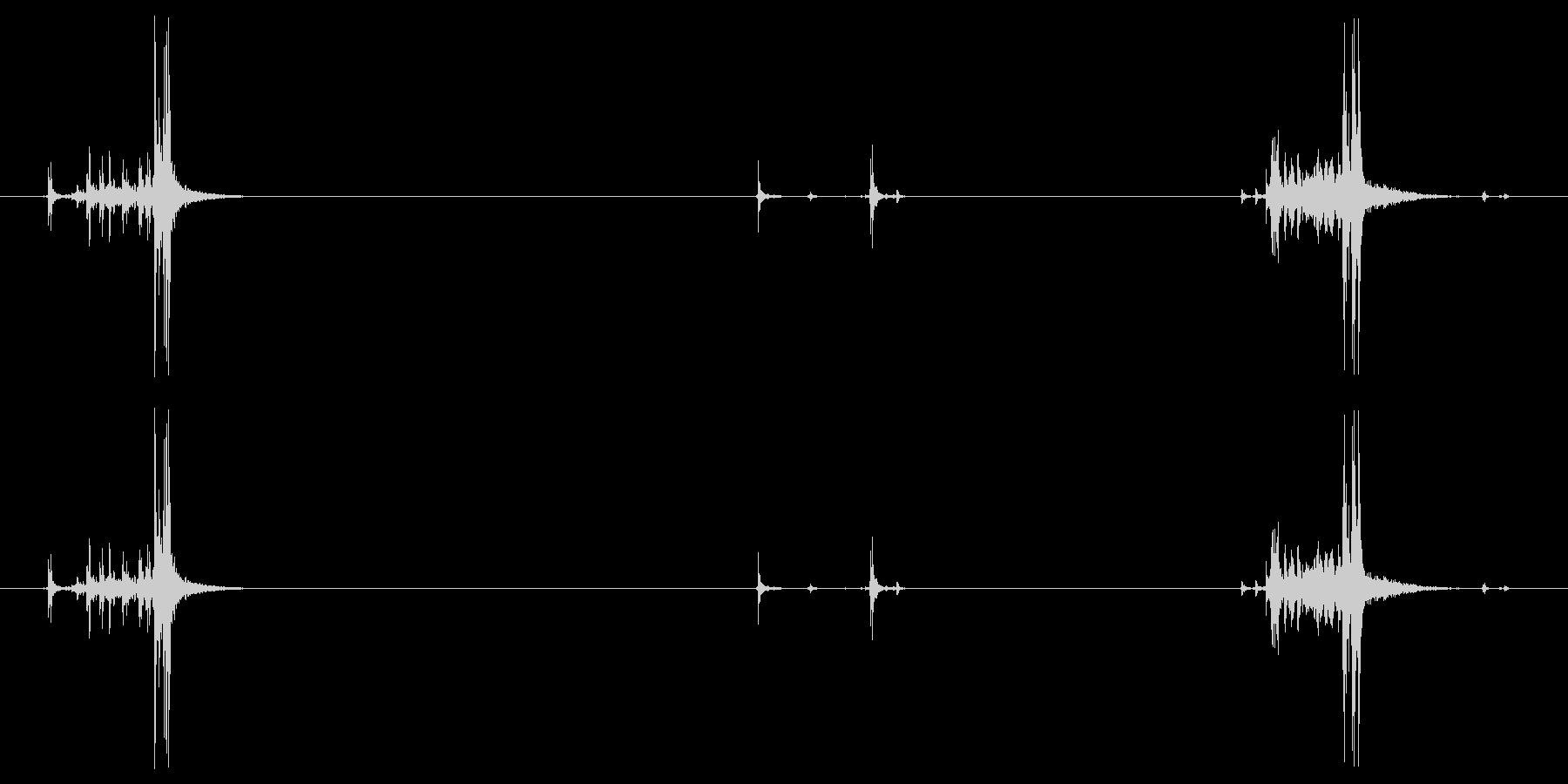 12ゲージショットガン:オープンチ...の未再生の波形