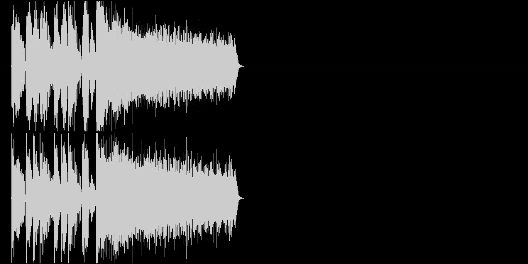 コミカル おちゃらけ コント クイズの未再生の波形