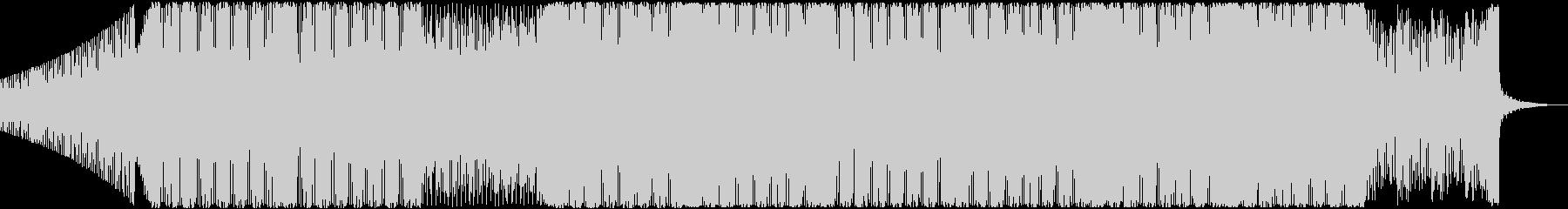 ハイテク系フューチャーベースサウンド!の未再生の波形