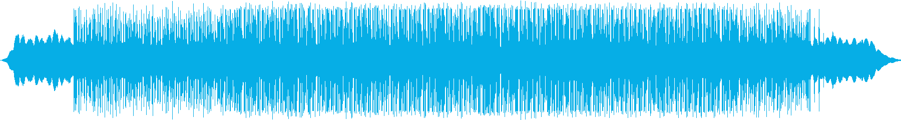 怪しい地下鉄/アウトローなBGMの再生済みの波形