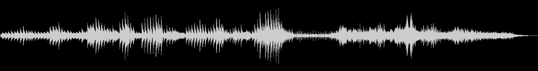 ソロピアノ。エリック・サティがキー...の未再生の波形
