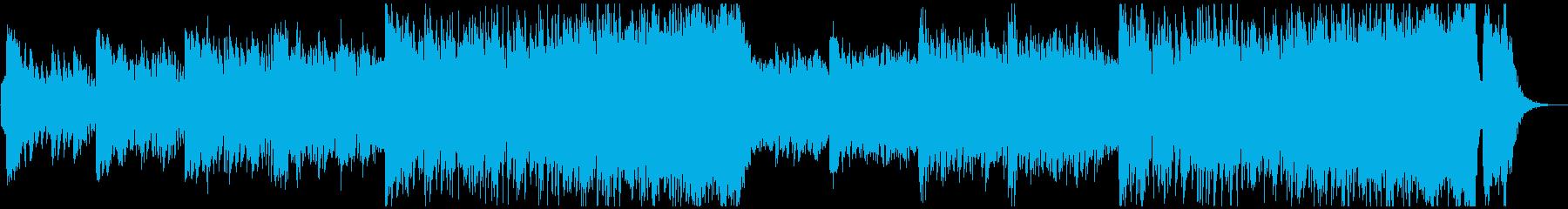 ゲームやCMに迫力EPICオーケストラの再生済みの波形