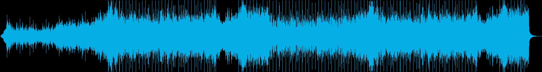 【箱庭】ファンタジーなボスの再生済みの波形