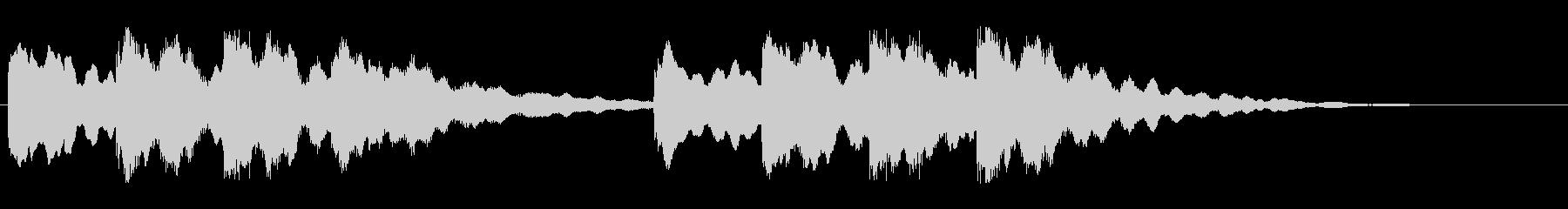 キーンコーンカーンコーン01(遅め1回)の未再生の波形