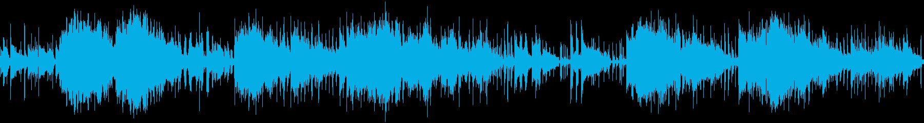 フュージョン パーカッション スト...の再生済みの波形